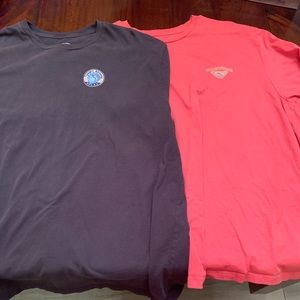 Two men's relax Tommy Bahama tee T-shirts XXXL